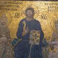 Mosaike aus dem 9. Jahrhundert