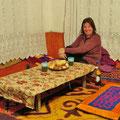 Private Unterkunft in Sary-Tash.