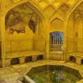Hamam im Palast.