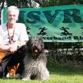 Wolfgang mit Miro