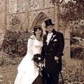 Gothic Hochzeit