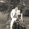 Besondere Hochzeit