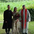 Besondere Brautmode