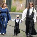 Barock Hochzeit Mittelalter