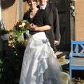 Country Hochzeitsmode