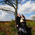 Gothic Brautmode
