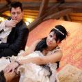 Extravagant Heiraten Hochzeitsmode
