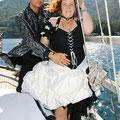 Extravagant Heiraten: Piratenhochzeit