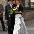 Country Hochzeit Brautkleid