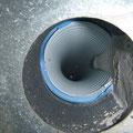 Rückstände aus der Bauphase treffen wir oft an in Form von Zementschleier (Bojake), Gips, Bauschutt....