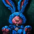 Hase blau
