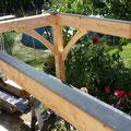 Pose de membranes étanches pour protéger les bois des intempéries