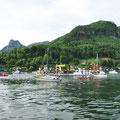 Panorama Traunkirchen, Seeprozession