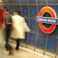 London Tube (Foto: Helmut Meier)