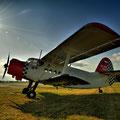 An-2, Flugplatz Hradec Kralove (Foto: Žaneta Weidner)
