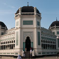Moschee in Medang