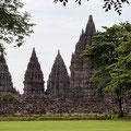 Prambanan temple / Yogyakarta