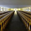 Weinkeller in Frankreich; Foto: Wolfgang Eigener