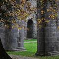 Ruine Kloster Arnsburg;  Foto: Joachim Hartbaum
