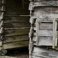 altes Farmhaus in Alabama;  Foto: Rudi Franck
