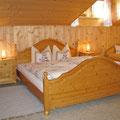 Ferienwohnungen Haus Spannbauer: Schlafzimmer Klausgupf