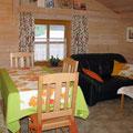 Ferienwohnungen Haus Spannbauer ****: Küche Dreisessel