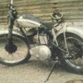 TWN (Triumph),  350 ccm, BJ. 1937