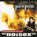 brain on rotation cd limited