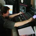 Im Studio - Bertie Domby