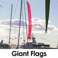 Giant Custom Flags