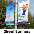 Street Boulevard Banners