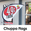 Suction Cup Flags