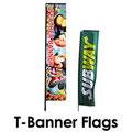 T-Flag Banner