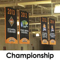 Championship Banners Gonfalons