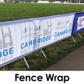 Fabric Event Banners