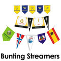 Streamers, Panant flaags