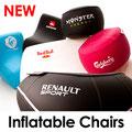 Air Design Inflatable furniture custom