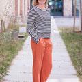 Shirt Matice und Hose Luise / Clairemassieu.com