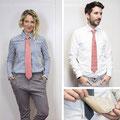 Krawatte Bastian / Clairemassieu.com