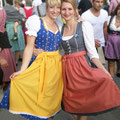 Dirndl louloute