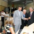 السيد الرئيس بشار الأسد يزور المكتبة الوطنية في مينسك - 27.07.2010