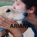 Ariana parrainée par Jocelyne M. ; Josiane G.