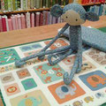 """Mico del llibre """"Los juguetes de Tilda""""."""