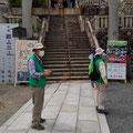 柳谷観音正面階段