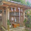 小倉神社 龍神の社
