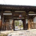 宝積寺山門