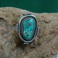 Kingman Turquoise [ Arizona ]  Ray Delgarito [ Navajo ]
