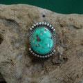 Roy Stone Turquoise [ Nevada ] .  Terry Martinez [ Navajo ]