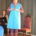 """4. Damm-Programm, 22.3.15, """"Die alte Frau und die Bohnen""""... Märchen in der Kittelschürze"""