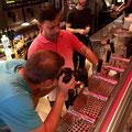 Cafe Leonardo© Mülheim - Making of Photos / Tom Radziwill - Fotografie